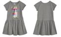 Epic Threads Toddler Girls Pineapple-Print Drop-Waist Dress, Created for Macy's