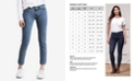 Levi's 535™ Striped Super Skinny Jeans