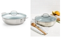 Martha Stewart Collection 5-Qt. Everyday Pan, Created for Macy's