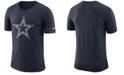Nike Men's Dallas Cowboys Historic Crackle T-Shirt