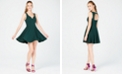 B Darlin Juniors' Sweetheart A-Line Dress