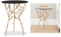 Furniture Tara Accent Table, Quick Ship