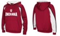 Colosseum Indiana Hoosiers Poly Pullover Hoodie, Big Boys (8-20)