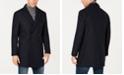 Michael Kors Men's Classic/Regular-Fit Double-Breasted Topcoat