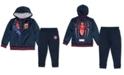 Marvel Toddler Boys 2-Pc. Spider-Man Hoodie & Joggers Set