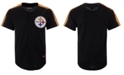 Mitchell & Ness Men's Pittsburgh Steelers Winning Team Mesh Button Front Jersey