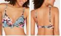 SUNDAZED Lindsay Bow Bikini Top, Created for Macy's