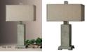 Uttermost Risto Concrete Table Lamp