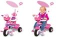 Kiddieland Disney Minnie Mouse Push N Ride Trike