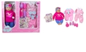 Redbox Lissi 15 Inch Baby Doll Set With Extra Clothes And Accessories