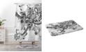 Deny Designs Iveta Abolina Coral Bath Mat