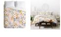 Deny Designs Iveta Abolina Benedetta Garden II Twin Duvet Set