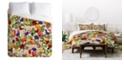 Deny Designs Iveta Abolina Rosamonde Twin Duvet Set