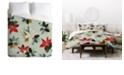 Deny Designs Iveta Abolina Hello December Twin Duvet Set