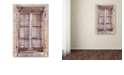"Trademark Global Cora Niele 'French Window I' Canvas Art, 16"" x 24"""