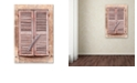 "Trademark Global Cora Niele 'French Windows III' Canvas Art, 30"" x 47"""