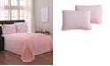 Geneva Home Fashion Kenzie 3pc Queen Quilt Set