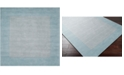 """Surya Mystique M-305 Medium Gray 9'9"""" Square Area Rug"""
