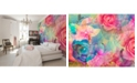 Brewster Home Fashions Memories Wall Mural