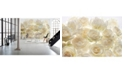 Brewster Home Fashions Ivory Rose Wall Mural