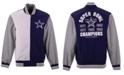 Mitchell & Ness Men's Dallas Cowboys Team History Warm Up Jacket 2