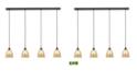 ELK Lighting Pendant Options 4 Light Linear Pendant in Oil Rubbed Bronze