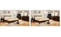 Furniture of America Elena Slatted Platform Bed