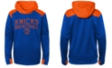Outerstuff New York Knicks Off The Court Hoodie, Big Boys (8-20)