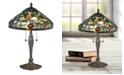 Dale Tiffany Southern Garden Tiffany Table Lamp