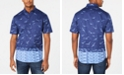 Club Room Men's Seagull Graphic Shirt, Created for Macy's