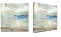 "Ready2HangArt 'Beach Break' Canvas Wall Art, 20x20"""
