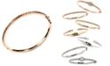 Givenchy Bracelet, Silk Swarovski Element Bangle