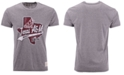 Retro Brand Men's Texas A&M Aggies Retro Logo Tri-Blend T-Shirt