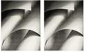 Safavieh Hollywood Gray and Dark Gray 8' x 10' Area Rug