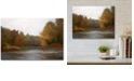 """Courtside Market Fall River Gallery-Wrapped Canvas Wall Art - 16"""" x 20"""""""