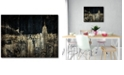 """Courtside Market The Golden City Gallery-Wrapped Canvas Wall Art - 16"""" x 20"""""""