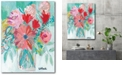 "Courtside Market Farmer's Market Bouquet Gallery-Wrapped Canvas Wall Art - 18"" x 24"""