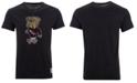 Retro Brand Men's Mississippi State Bulldogs Mock Twist T-Shirt