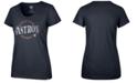 '47 Brand Women's Houston Astros Club Scoop Neck T-Shirt