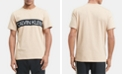 Calvin Klein Statement 1981 Men's Logo Cotton T-Shirt