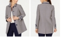 Anne Klein Striped Topper Jacket