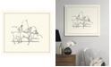 "Melissa Van Hise Polo Riders Framed Giclee Wall Art - 29"" x 33"" x 2"""