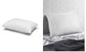 Ella Jayne Overstuffed Plush Allergy Resistant Gel Filled Side/Back Sleeper Pillow