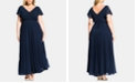 City Chic Trendy Plus Size Sweet Wishes Maxi Dress