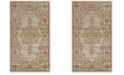 """Safavieh Serenity Creme and Gold 2'3"""" x 3'9"""" Area Rug"""