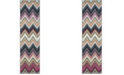 "Safavieh Monaco Multi 2'2"" x 6' Runner Area Rug"