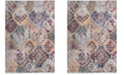 Safavieh Bristol Blue and Light Gray 8' x 10' Area Rug