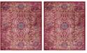 Safavieh Sutton Fuchsia and Ivory 8' x 10' Area Rug