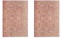 Safavieh Windsor Pink and Orange 3' x 12' Area Rug