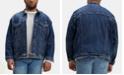 Levi's Men's Big & Tall Stretch Denim Trucker Jacket
